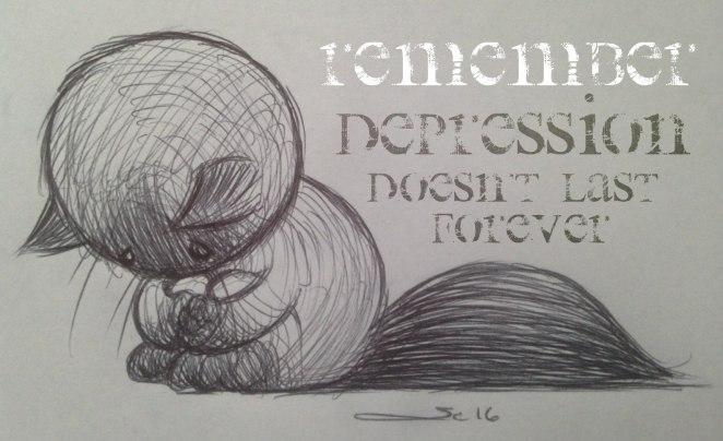 DrawingDepressedCat